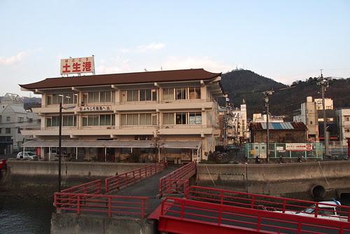 因島土生港
