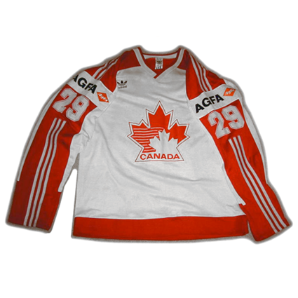Canada 85 jersey