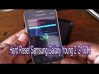 Video Cara Reset Samsung Galaxy Young 2 G130H