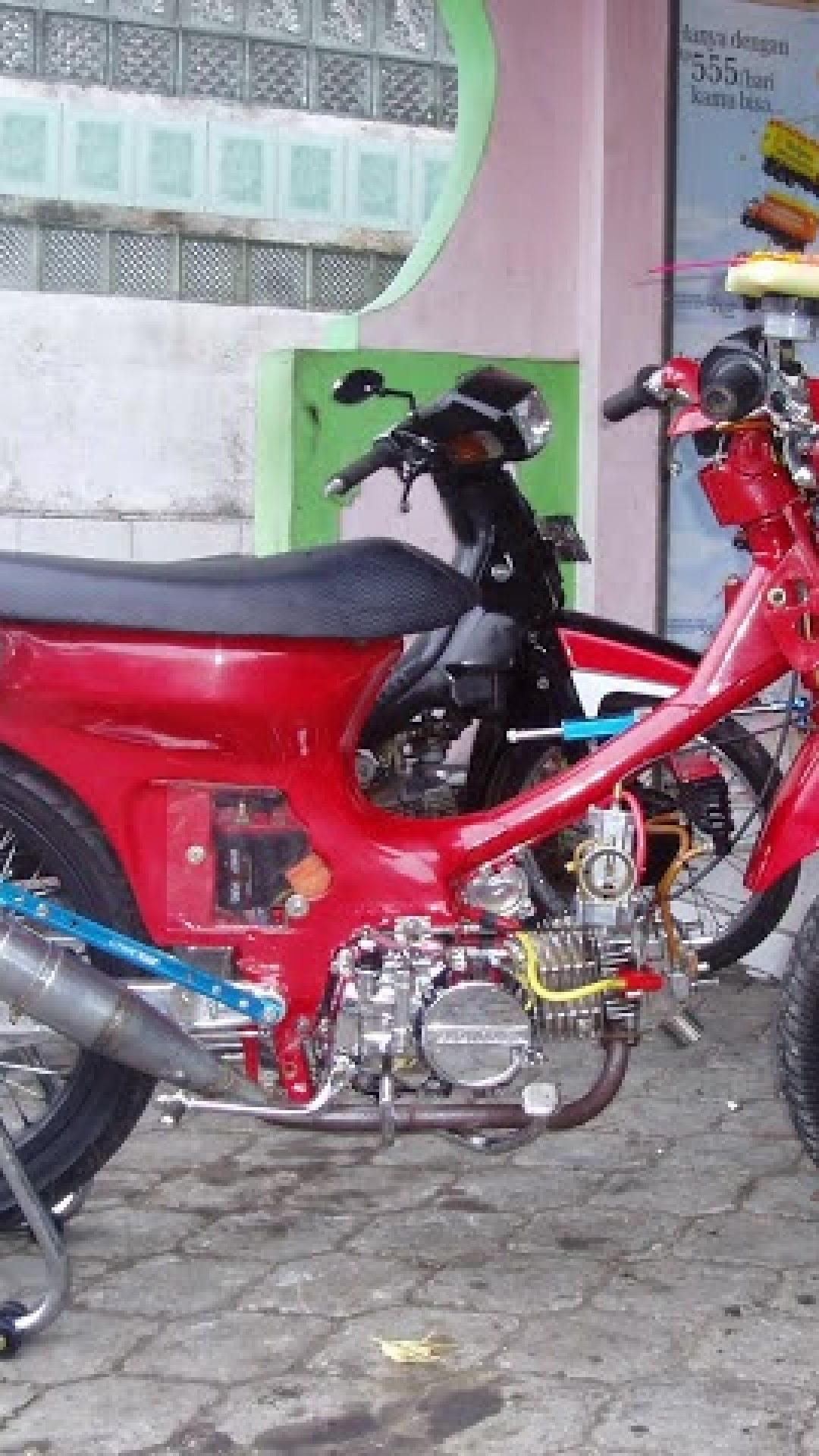 Ide 64 Modifikasi Motor Honda Grand Impressa Terbaru Cermin Modifikasi