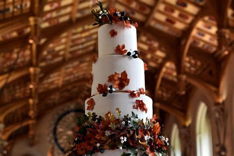 Princess Eugenie?s wedding cake: Your first look   London