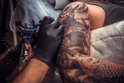 Copyright And Tattoos Who Owns Your Ink Ipwatchdogcom