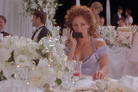 Film Inspired Bridesmaid Dresses: My Best Friend's Wedding