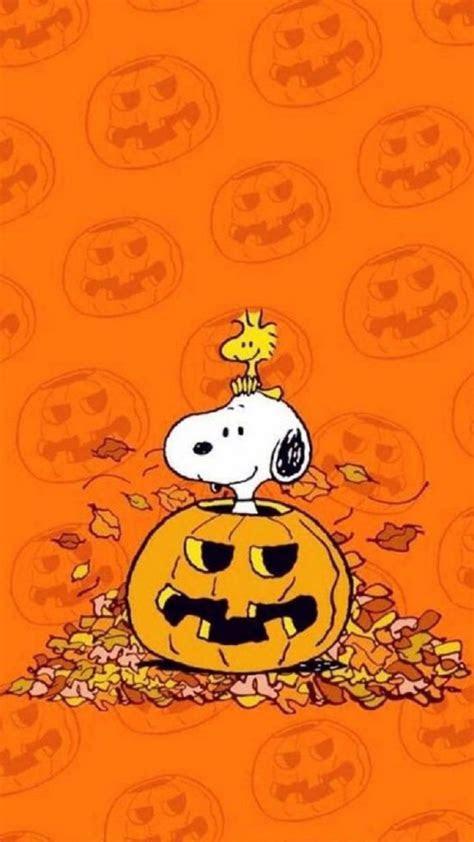 halloween wallpaper  snoopy   iphone