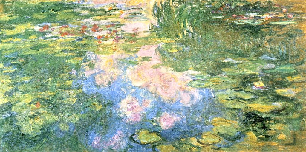 Claude Monet Le bassin aux nymphéas. 1917 Sotheby's. 2004