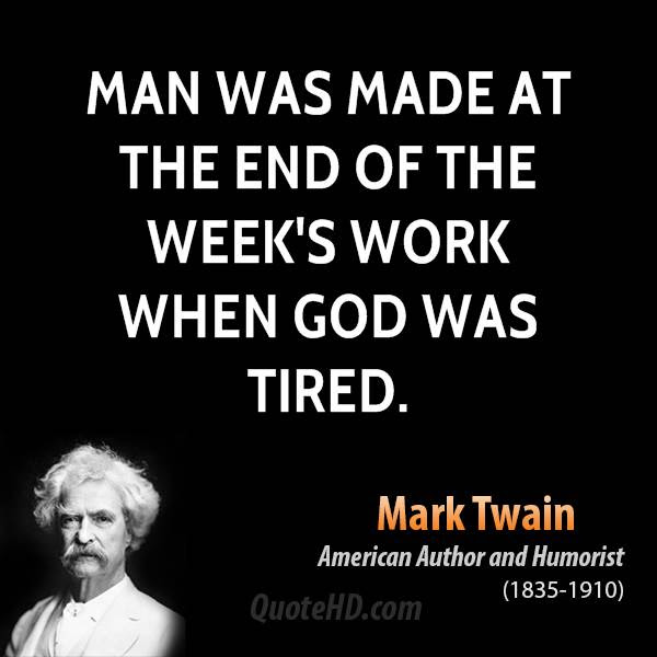 Mark Twain Work Quotes Quotehd