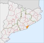 Localització del Barcelonès.svg