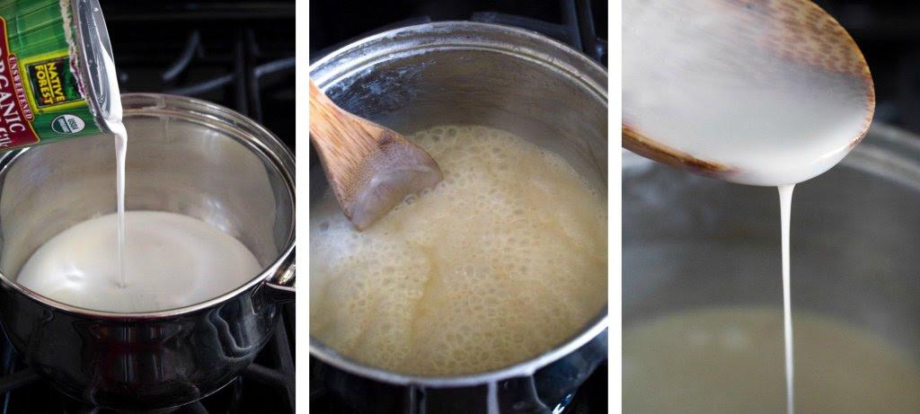 Dairy-Free Sweetened Condensed Milk - Wifemamafoodie
