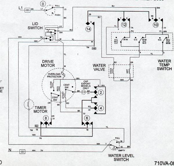 admiral electric dryer wiring diagram image 3