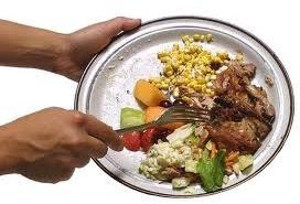 Mubazir Makan di Resto Bakal Didenda