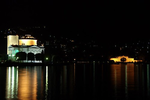 Como's Lake by Night - 2008