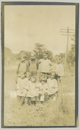 Eight children