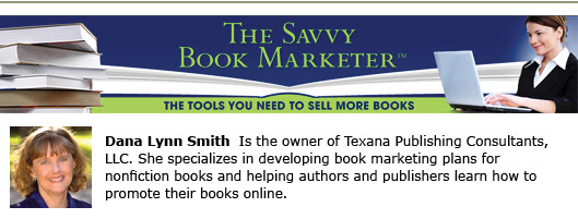 dana lynn smith self-publishing blogs book marketing