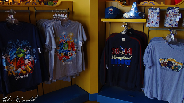 Disneyland Resort, Disney California Adventure, Paradise Pier, 2014, Merchandise