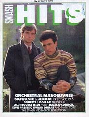 Smash Hits, January 7, 1982