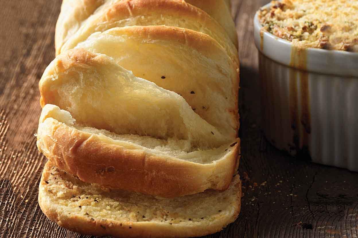 Cheddar Cheese Pull-Apart Bread Recipe | King Arthur Flour