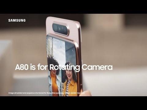Samsung Galaxy A80 | Official TVC | Lip Sync