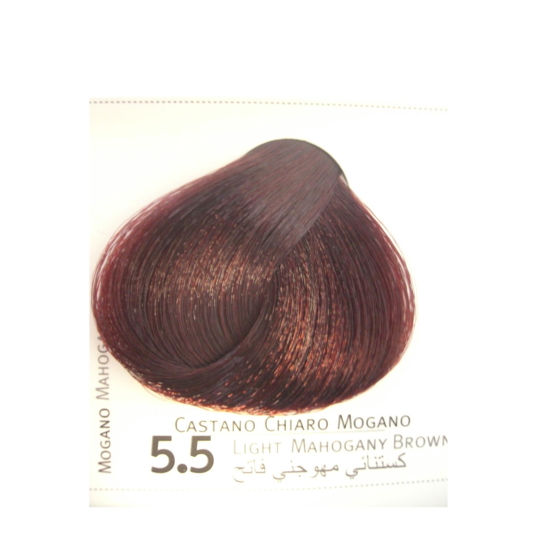 colore capelli castano chiaro mogano - Mogano il colore capelli che può essere sia castano sia rosso