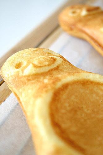 Penguin Waffles