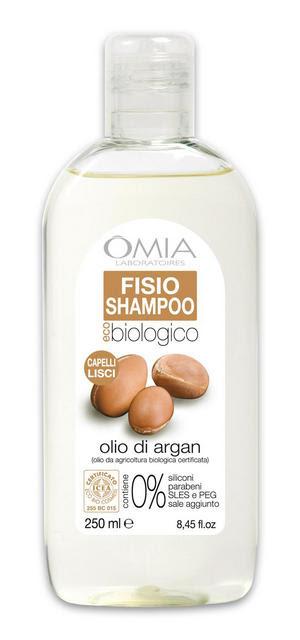 Omia Laboratoires Fisio Shampoo Olio Di Argan