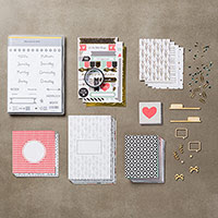 Momente wie diese Project Life Bundle (German) by Stampin' Up!