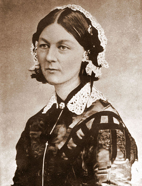 Ficheiro:Florence Nightingale CDV by H Lenthall.jpg