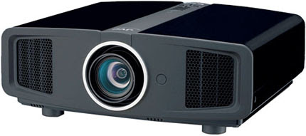 JVC DLA-HD100 Projector - Preview