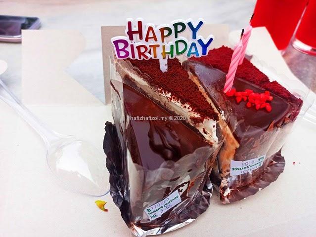 Surprise Birthday di Astana Putra UPM, Serdang