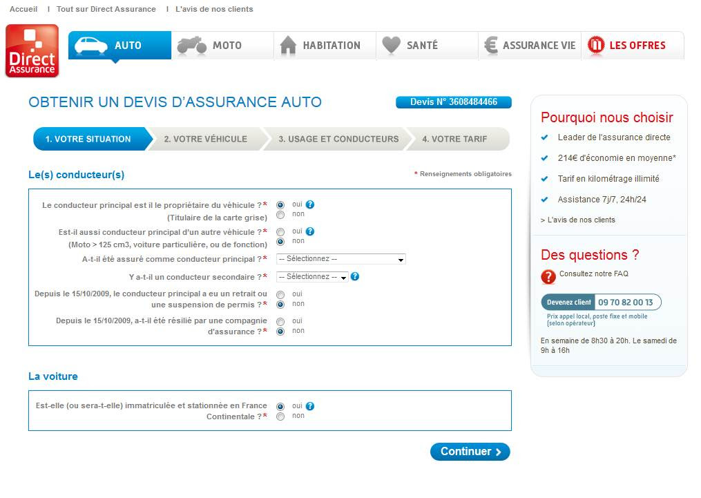 assurance auto relev d 39 information assurance auto direct assurance