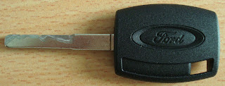 Second key for a Ford - at last