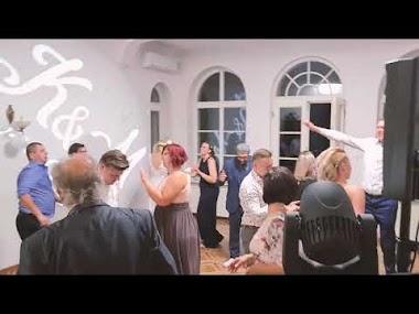 Astronomia /Coffin Dance/ na weselu - W Starym Pałacu (Bukówko)