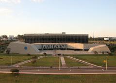 Edifício Sede do STJ - Vista do TST
