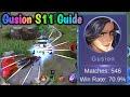 Gusion Emblem Guide