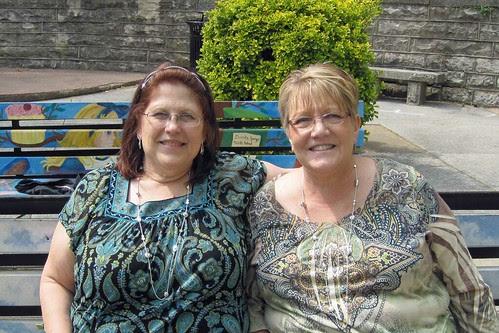 Jeannie and Gina