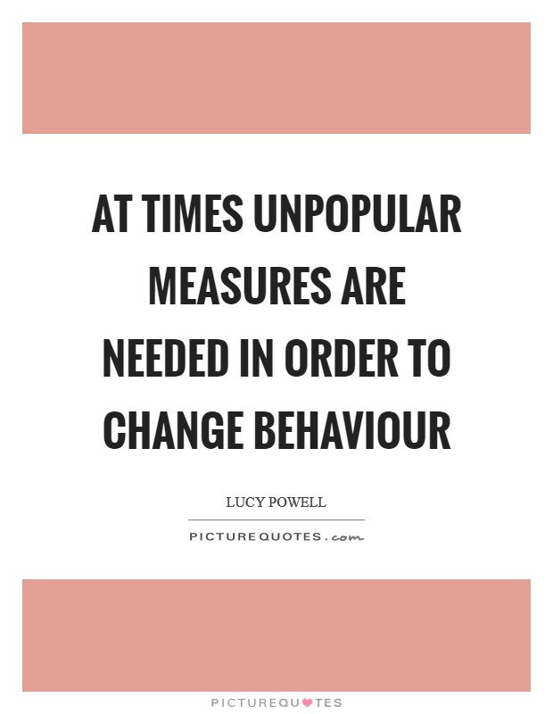 Behaviour Change Quotes Sayings Behaviour Change Picture Quotes