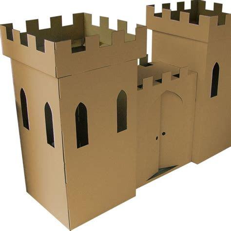 Backyard Castle Playhouse Plans
