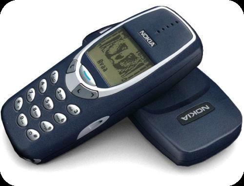 Nokia 3310 handset