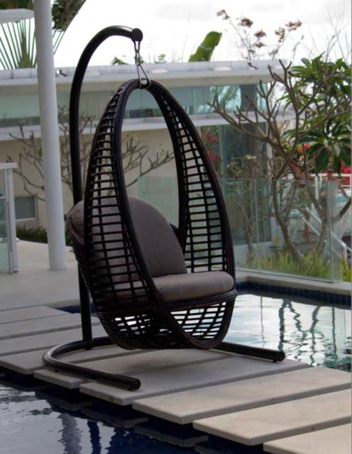 Heri Outdoor Hanging Chair from Skyline Design ...