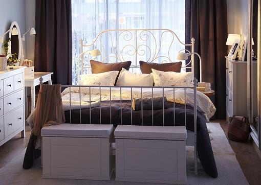 Dormitorio Muebles Modernos Cabeceros Forja Ikea