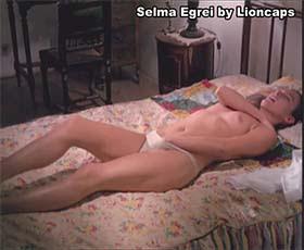 Selma Egrei nua no filme Sexo a única arma