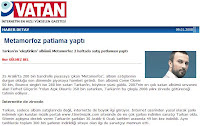 Vatan reports on sales explosion