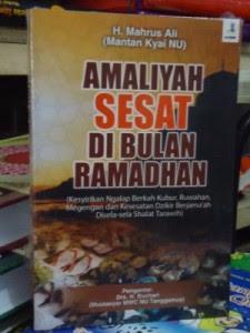 Buku Mahrus Ali