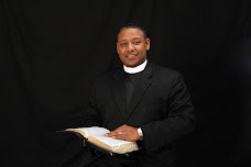 District Supt. Pastor Harvey Burnett