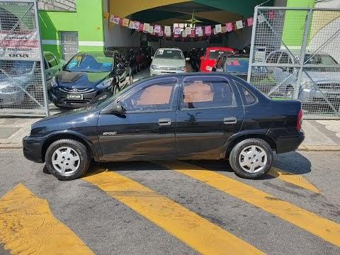 GM/ CORSA SEDAN 1.0 2008 COM DIREÇÃO HIDRÁULICA TEM SCORE BAIXO LIGA AGORA!!!