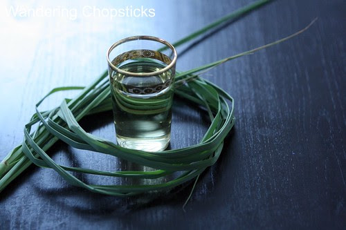 Tra Xa (Vietnamese Lemongrass Tea) 4