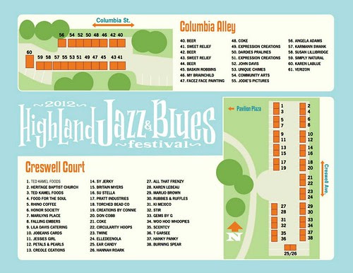 Highland Jazz & Blues Fest, Shreveport, Sat, Nov 17, 11:30 am to 5 pm by trudeau