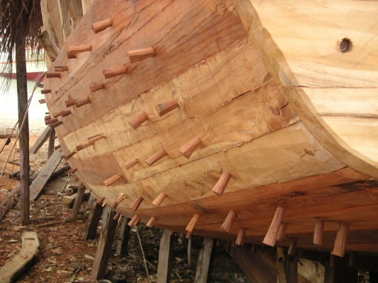 Wooden boat building blog | boat plans self project
