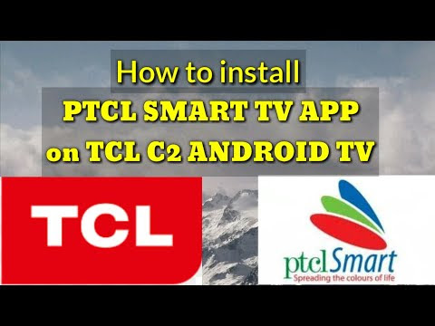 How to open any hidden installed android app on TCL C2 Smart TV