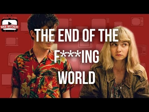 Impressionante The End Of The Fing World Frases Español