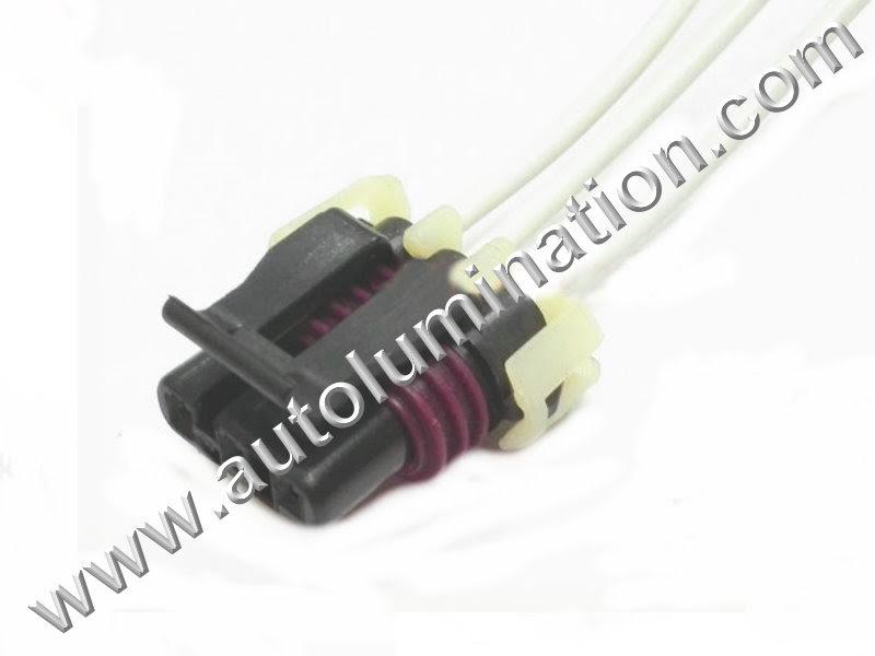Genuine Oem Honda Civic Crank Position Sensor Repair Harness